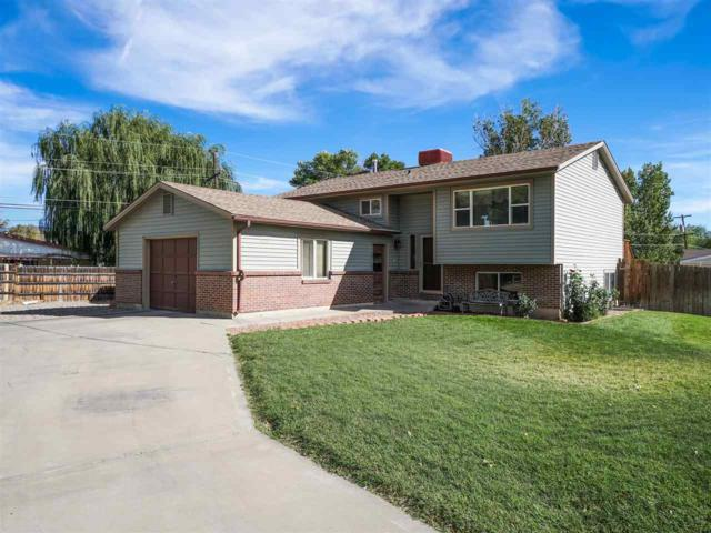 2537 Walnut Avenue, Grand Junction, CO 81501 (MLS #20186460) :: Keller Williams CO West / Mountain Coast Group