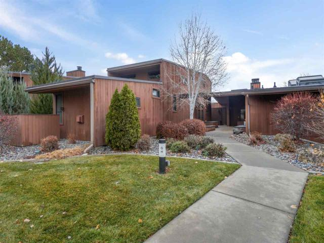 702 Golfmore Drive H, Grand Junction, CO 81506 (MLS #20186465) :: Keller Williams CO West / Mountain Coast Group