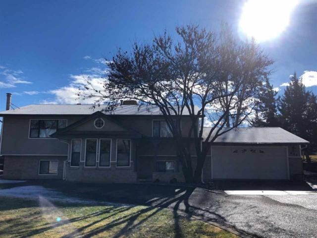647 N Terrace Drive, Grand Junction, CO 81507 (MLS #20186467) :: Keller Williams CO West / Mountain Coast Group