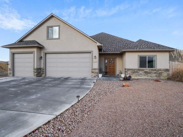 112 Dry Creek Place, Grand Junction, CO 81503 (MLS #20186473) :: Keller Williams CO West / Mountain Coast Group