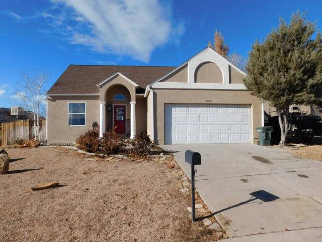 593 1/2 Grand Cascade Way, Grand Junction, CO 81501 (MLS #20186475) :: Keller Williams CO West / Mountain Coast Group