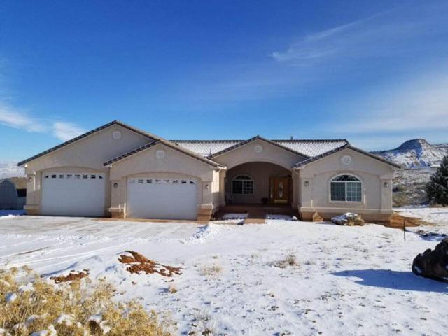 252 E Fallen Rock Road, Grand Junction, CO 81507 (MLS #20186495) :: The Grand Junction Group