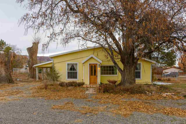 2221 Broadway, Grand Junction, CO 81507 (MLS #20186507) :: Keller Williams CO West / Mountain Coast Group