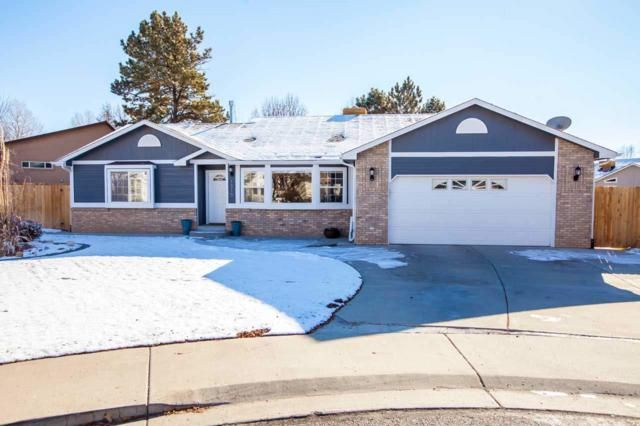 1515 S Ptarmigan Court, Grand Junction, CO 81506 (MLS #20186508) :: Keller Williams CO West / Mountain Coast Group