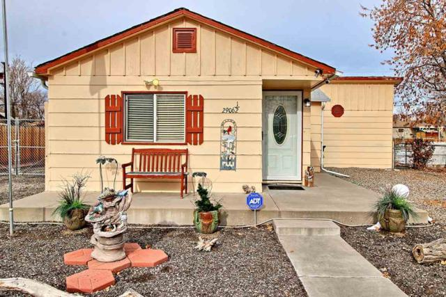 2906 1/2 Sandra Avenue, Grand Junction, CO 81504 (MLS #20186513) :: Keller Williams CO West / Mountain Coast Group