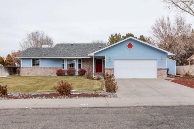 2710 Caribbean Drive, Grand Junction, CO 81506 (MLS #20186516) :: Keller Williams CO West / Mountain Coast Group