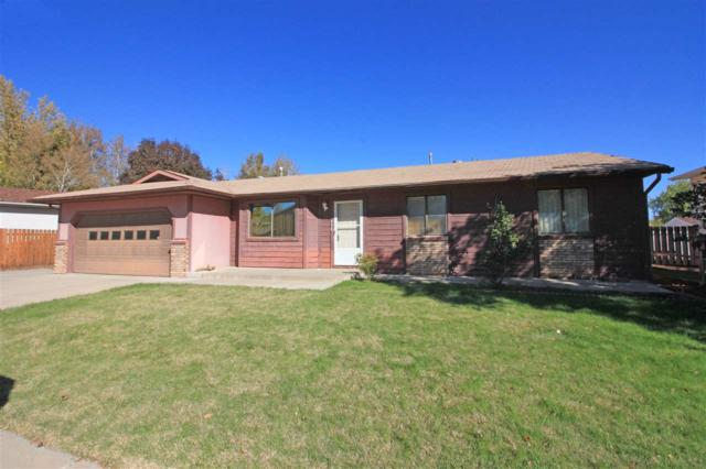 272 W Danbury Circle, Grand Junction, CO 81503 (MLS #20186542) :: The Grand Junction Group