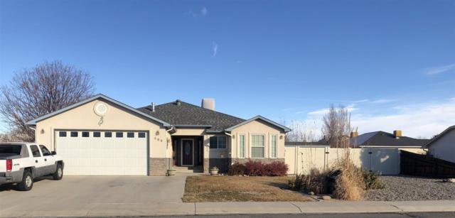 689 Garnet Drive, Fruita, CO 81521 (MLS #20186548) :: The Grand Junction Group