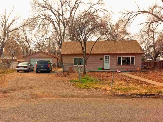 295 Cherry Lane, Grand Junction, CO 81503 (MLS #20186562) :: The Grand Junction Group