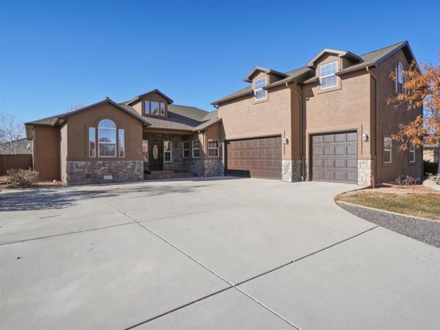 727 Centauri Court, Grand Junction, CO 81506 (MLS #20186574) :: CapRock Real Estate, LLC