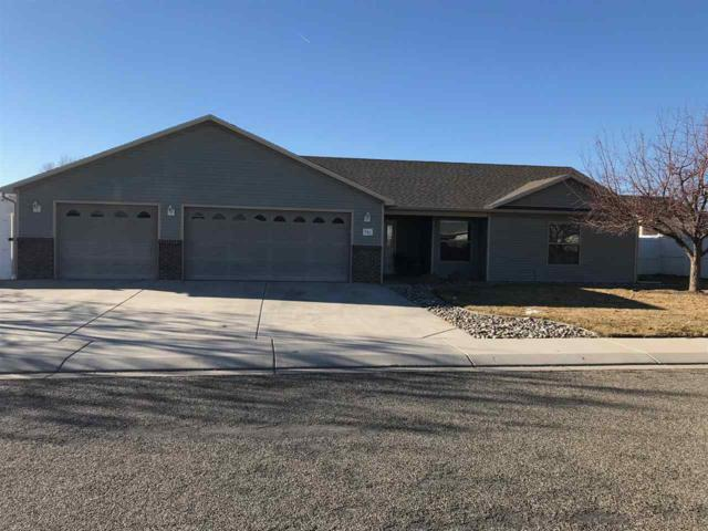 701 Granite Drive, Fruita, CO 81521 (MLS #20186580) :: The Grand Junction Group