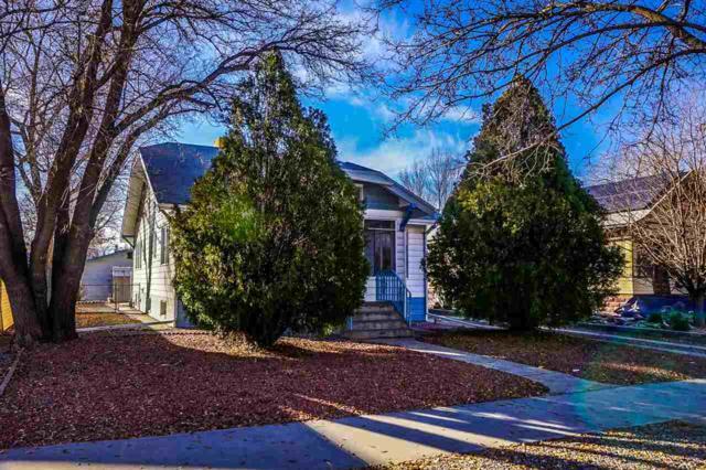 1127 Grand Avenue, Grand Junction, CO 81501 (MLS #20186582) :: CapRock Real Estate, LLC