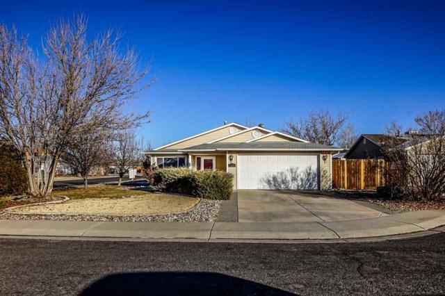 3136 S Drake Court, Grand Junction, CO 81504 (MLS #20186597) :: The Grand Junction Group