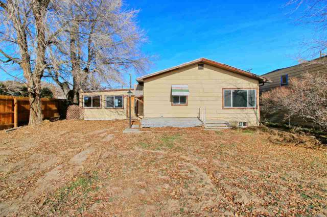 1240 Ute Avenue, Grand Junction, CO 81501 (MLS #20186653) :: CapRock Real Estate, LLC