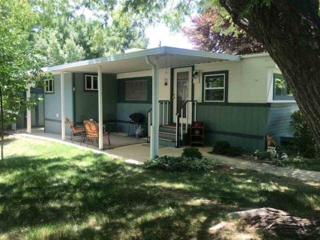 131 N Bower Avenue #2, Palisade, CO 81526 (MLS #20190013) :: The Christi Reece Group