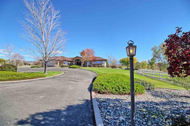949 25 Road, Grand Junction, CO 81505 (MLS #20190023) :: CapRock Real Estate, LLC