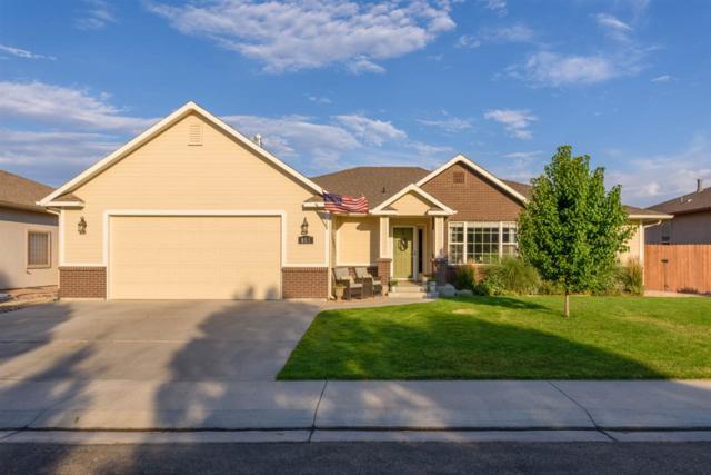 855 Grand Vista Way, Grand Junction, CO 81506 (MLS #20190097) :: The Christi Reece Group