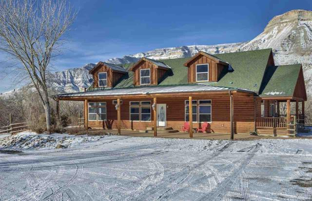 4449 County Road 300, Parachute, CO 81635 (MLS #20190100) :: The Grand Junction Group