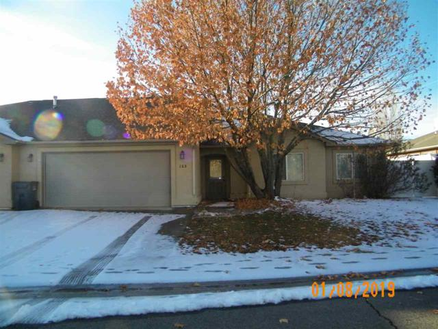 165 Bellis Street, Parachute, CO 81635 (MLS #20190117) :: The Grand Junction Group