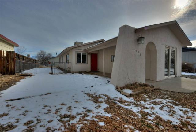 414 1/2 Chiswick Way, Grand Junction, CO 81504 (MLS #20190119) :: The Christi Reece Group