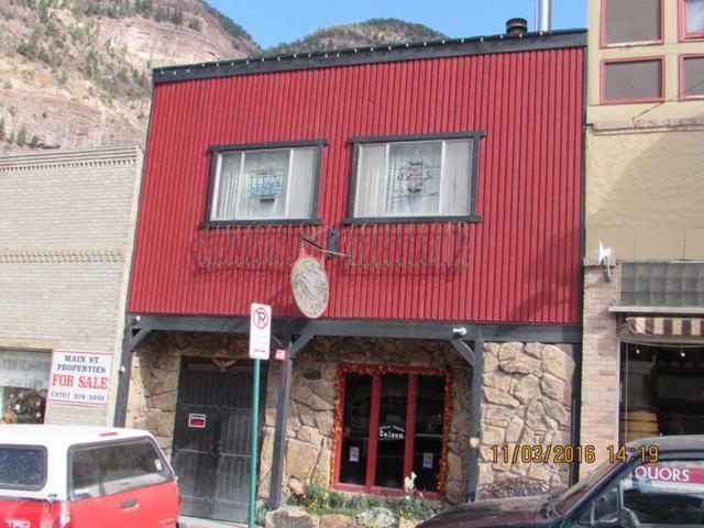 617 Main Street, Ouray, CO 81427 (MLS #20190128) :: The Christi Reece Group