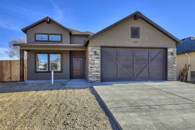 560 32 5/8 Road, Clifton, CO 81520 (MLS #20190139) :: The Christi Reece Group