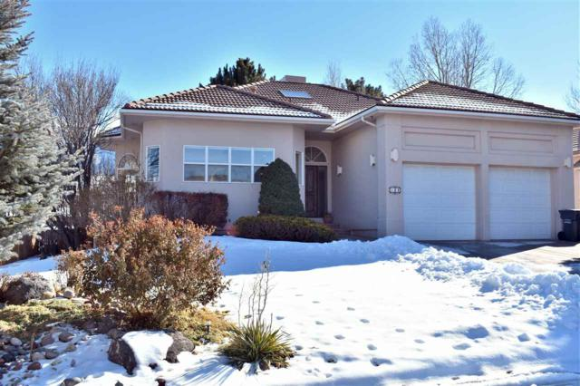 33 Ridge View Place, Parachute, CO 81635 (MLS #20190159) :: The Grand Junction Group