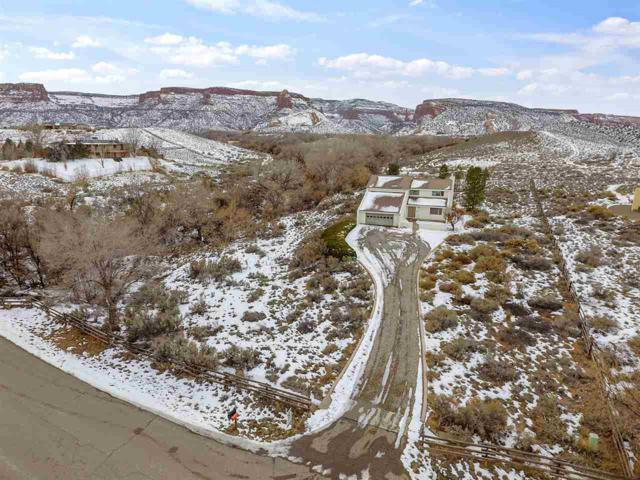 701 Canyon Creek Drive, Grand Junction, CO 81507 (MLS #20190176) :: The Christi Reece Group