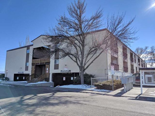 125 Franklin Avenue #211, Grand Junction, CO 81501 (MLS #20190185) :: The Christi Reece Group