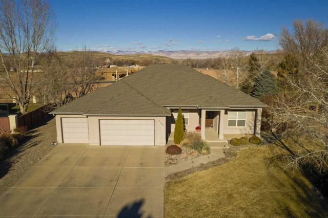 2192 Standing Rock Drive, Grand Junction, CO 81507 (MLS #20190193) :: The Christi Reece Group