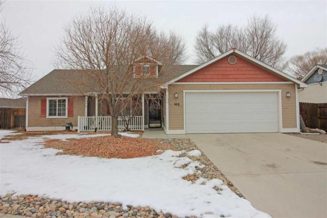 169 Chelsea Court, Fruita, CO 81521 (MLS #20190197) :: The Christi Reece Group
