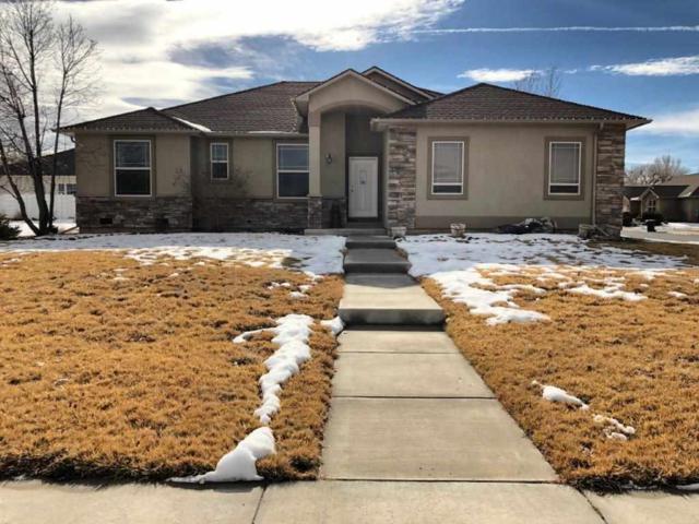 734 Antelope Street, Delta, CO 81416 (MLS #20190213) :: CapRock Real Estate, LLC