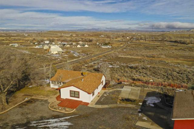 371 Bean Ranch Road, Whitewater, CO 81527 (MLS #20190223) :: The Grand Junction Group