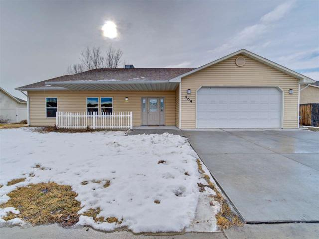 464 Coos Bay Street, Grand Junction, CO 81504 (MLS #20190231) :: The Christi Reece Group