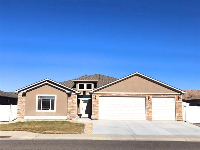 3168 Saddle Gulch Drive, Grand Junction, CO 81504 (MLS #20190235) :: The Christi Reece Group