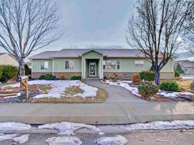 228 28 3/4 Road, Grand Junction, CO 81503 (MLS #20190245) :: CapRock Real Estate, LLC