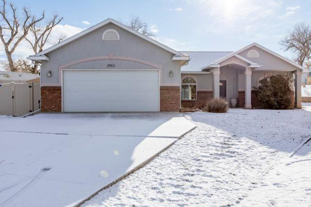 2963 Circling Hawk Court, Grand Junction, CO 81503 (MLS #20190267) :: CapRock Real Estate, LLC