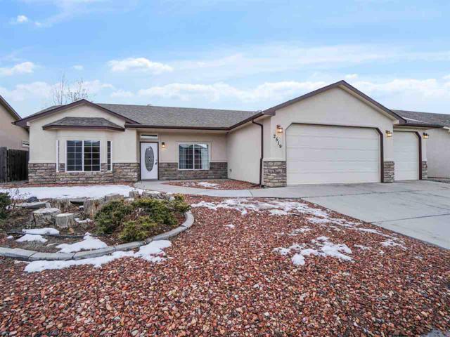 2519 Madison Avenue, Grand Junction, CO 81505 (MLS #20190272) :: CapRock Real Estate, LLC