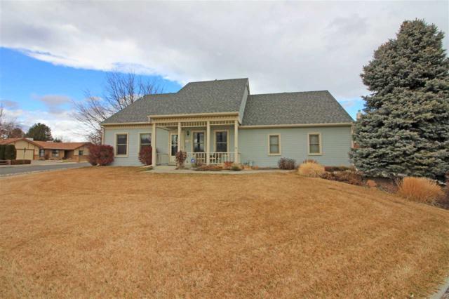 2210 Elderberry Court, Grand Junction, CO 81506 (MLS #20190274) :: CapRock Real Estate, LLC