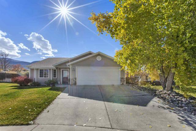 268 Cliff View Circle, Parachute, CO 81635 (MLS #20190275) :: The Grand Junction Group