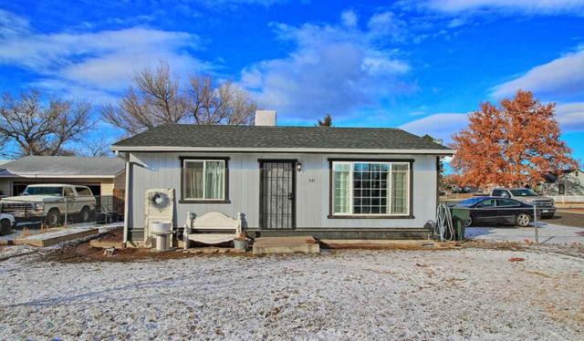 531 28 1/4 Road, Grand Junction, CO 81501 (MLS #20190277) :: CapRock Real Estate, LLC