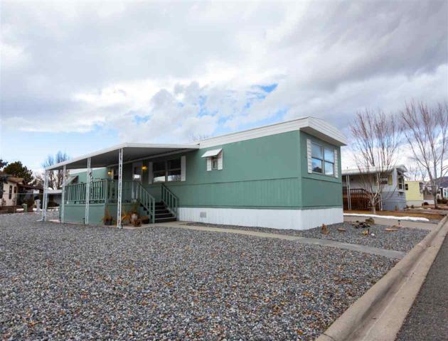 3195 F Road #16, Grand Junction, CO 81504 (MLS #20190278) :: CapRock Real Estate, LLC
