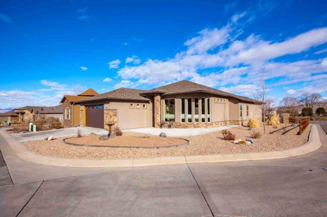 2098 Two Wood Drive, Grand Junction, CO 81507 (MLS #20190281) :: CapRock Real Estate, LLC