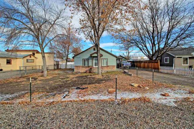 2908 Sandra Avenue, Grand Junction, CO 81504 (MLS #20190283) :: CapRock Real Estate, LLC