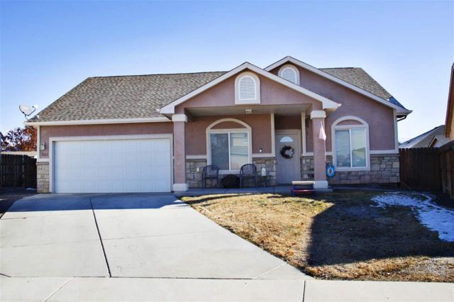 3167 Glenn Everet Court, Grand Junction, CO 81504 (MLS #20190287) :: CapRock Real Estate, LLC