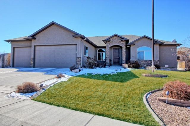203 Meadow Point Court, Grand Junction, CO 81503 (MLS #20190536) :: The Grand Junction Group