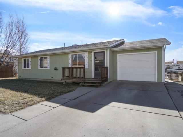 254 28 Road B, Grand Junction, CO 81503 (MLS #20190538) :: The Grand Junction Group