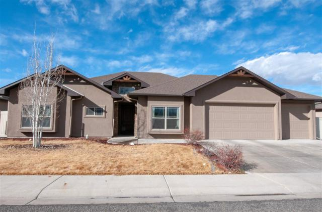221 Meadow Point Drive, Grand Junction, CO 81503 (MLS #20190549) :: The Grand Junction Group