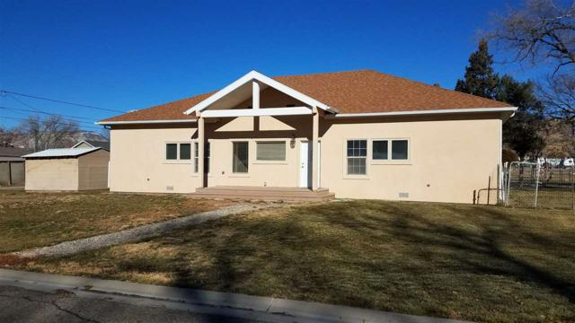 320 W 5th Street, De Beque, CO 81630 (MLS #20190571) :: The Grand Junction Group