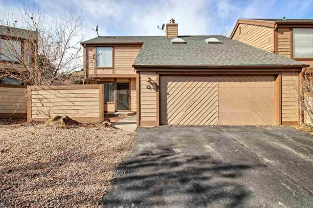 397 Ridge Circle Drive #6, Grand Junction, CO 81507 (MLS #20190595) :: The Grand Junction Group with Keller Williams Colorado West LLC
